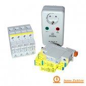 Купить Защита линий электропитания от перенапряжения Iskra Zascite