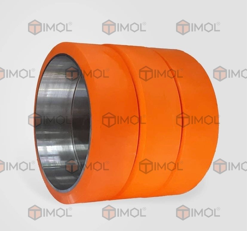 Buy Covering polyurethane of shaft, rollers, wheels