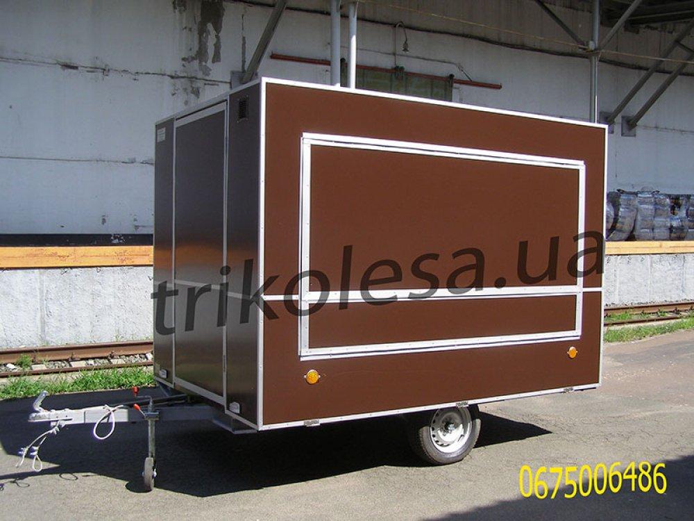 Buy Booth on wheels Ukraine