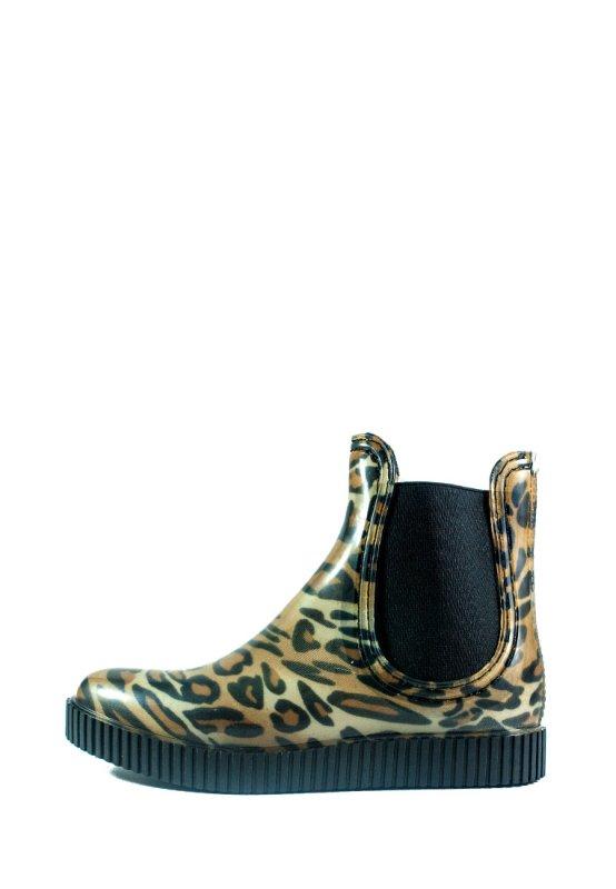 Купить Сапоги женские резиновые Sopra DDL-02 леопардовые (40)