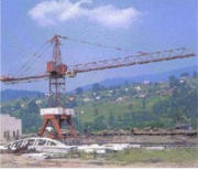Buy Crane logger of the tower KB-572B type
