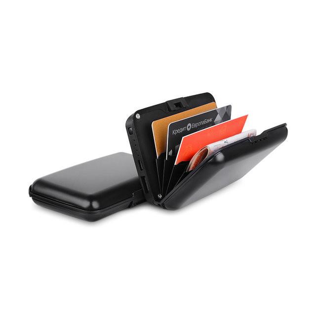 Купить Кошелек- павербанк Insta Charge Wallet SonicIQ