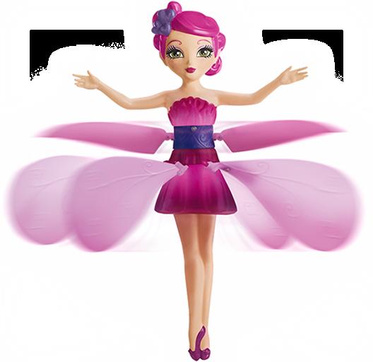 Купить Кукла летающая фея Flying Fairy | Летит за рукой, волшебство в детских руках