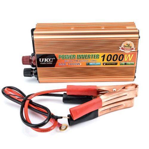 Купить Преобразователь автомобильный напряжения инвертор AC/DC SSK 1000W 24V