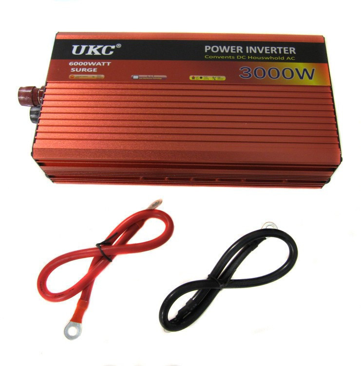 Купить Преобразователь автомобильный напряжения инвертор AC/DC AR 3000W 24V