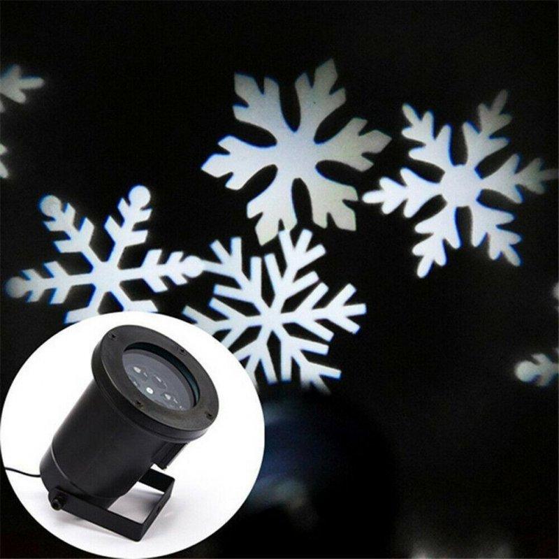 Купить Star Shover СНЕГ идет 608 | Проектор лазерный Snowflake