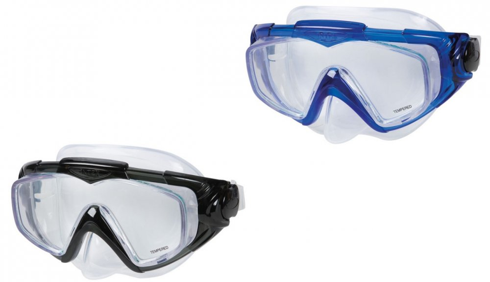Купить Маска для плавания Silicone Aqua Pro, 2 цвета, от 14 лет | Маска для дайвинга