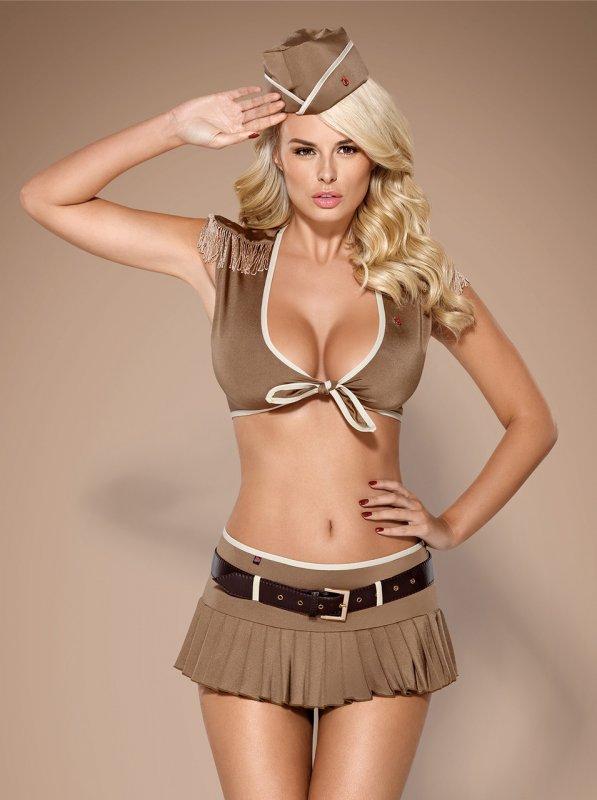 Купить 814-CST-4 костюм солдата Obsessive