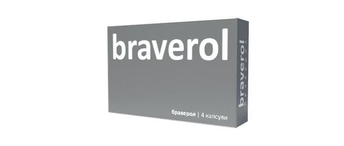 Braverol (Браверол) - капсулы для потенции