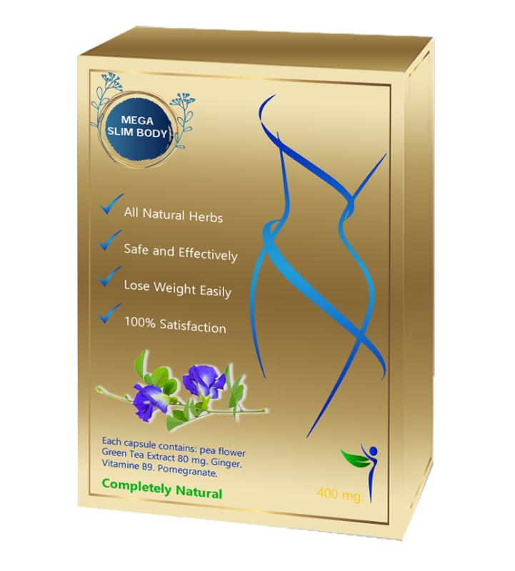 MegaSlim Body (Мега Слим Боди) - капсулы для похудения