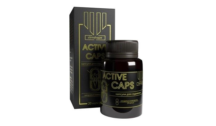 Active Caps (Актив Капс) - капсулы для похудения