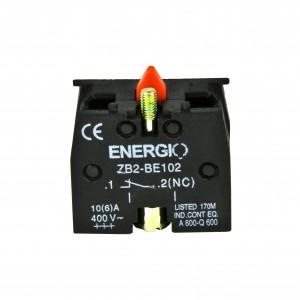 Купить Блок-контакт NC XB2-BE102