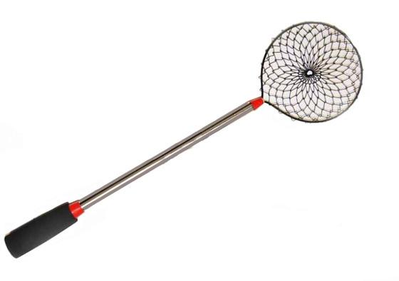 Шабалка сетка c металлической ручкой