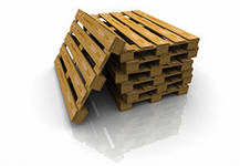 Production of europallets of pallets Dnipropetrovsk