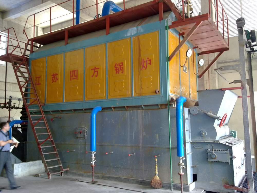 Котлы промышленные твердотопливные под заказ из Китая