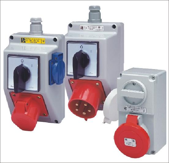 Купити Пристрою для підключення - ZI,ZO,GB. Устаткування електротехнічне різне. Спамел, Польща. Кращі ціни