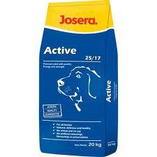 Купить Заменители молока для собак, Josera Active 25/17 для собак с повышенной активностью 20кг