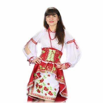 Національні костюми - класичні й стилізовані 16a0180f13564