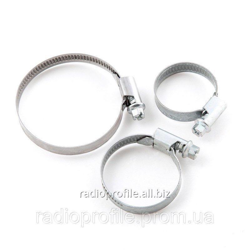 Купить Хумут з нержавіючоі сталі D 13-19 мм ширина 8 мм