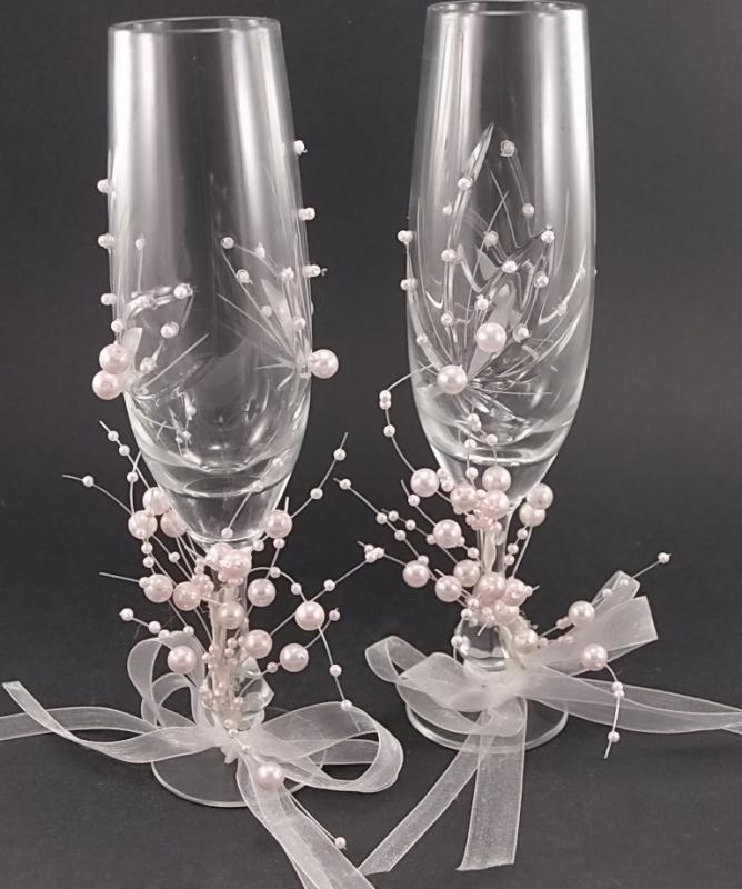 Весільні келихи Деко купити в Тернопіль 3d65a31a63a84