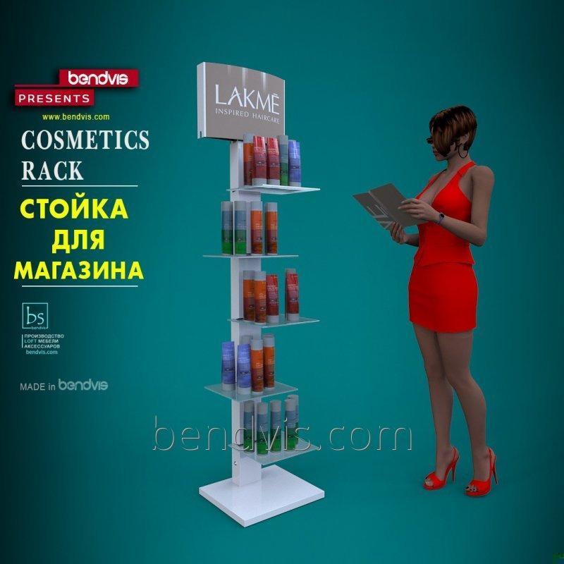 Рекламные стойки для товара