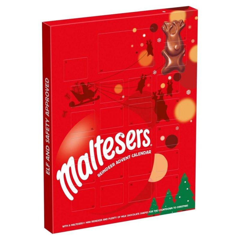 Купить Шоколадный календарь Frozen Advent calendar 40g