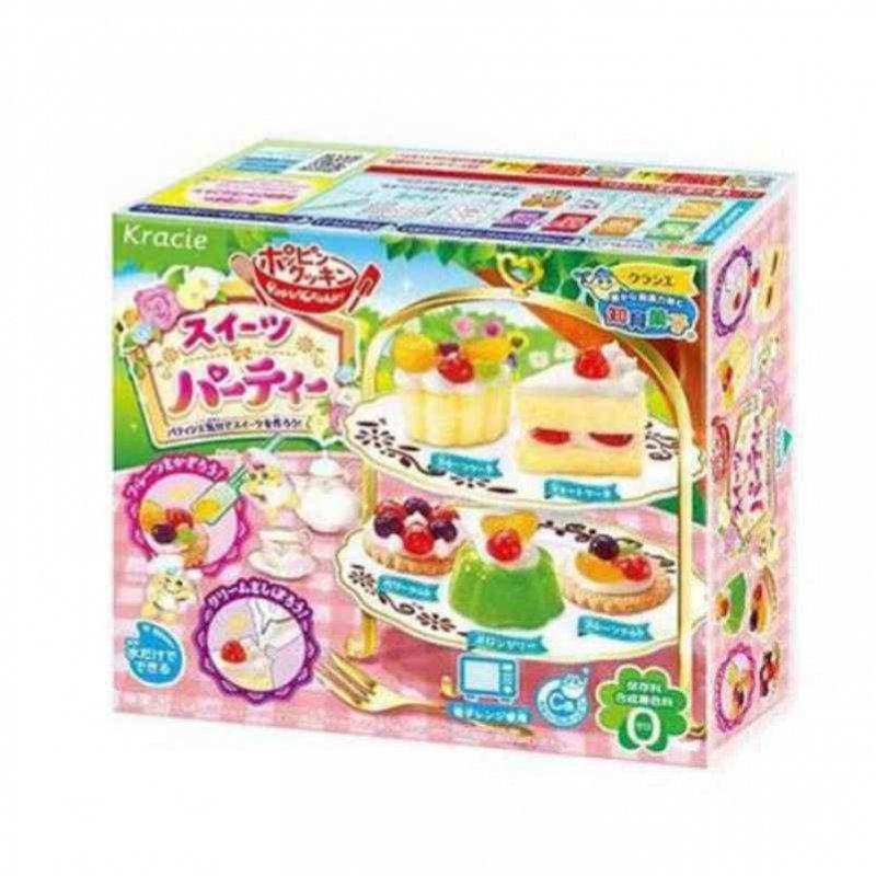"""Купить Японский набор """"Сделай сам"""" Kracie Popin Cookin Сake Тортик 27g"""