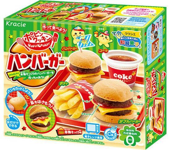 "Купить Японский набор ""Сделай сам"" Kracie Popin Cookin Hamburger Бургер 22g"