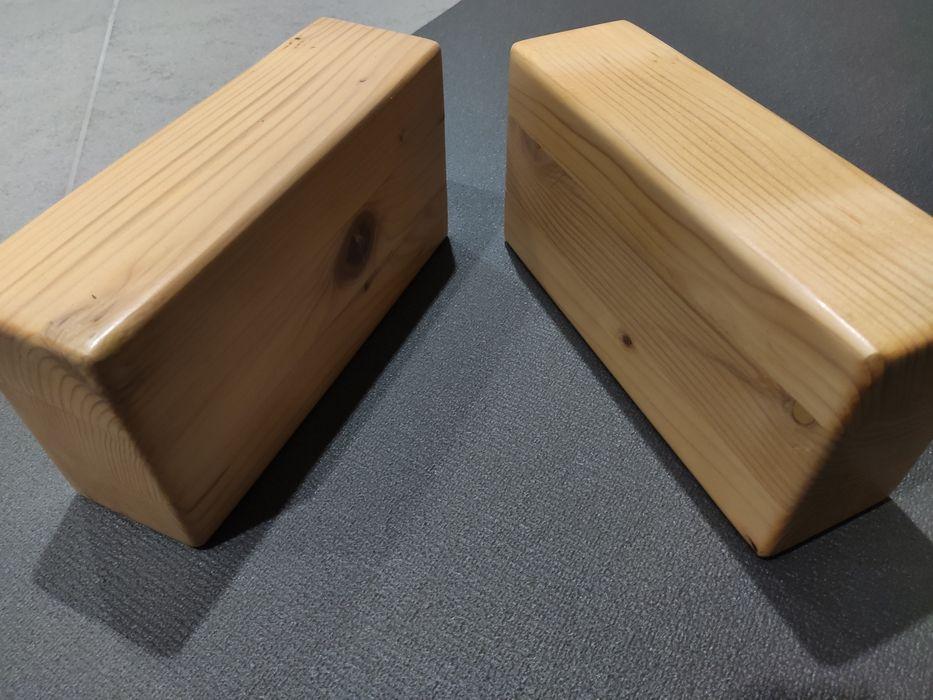 Купить Цеглини дерев'яні - для йоги та фітнесу // Кирпичи деревянные - для йоги и фитнеса