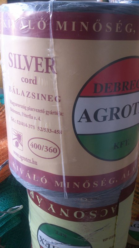 Купить Шпагат сеновязальный агротекс agrotex 360/400 5кг