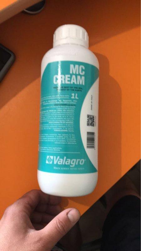 Купить Стимулятор роста MC Cream Максикроп Крем 1 л Valagro