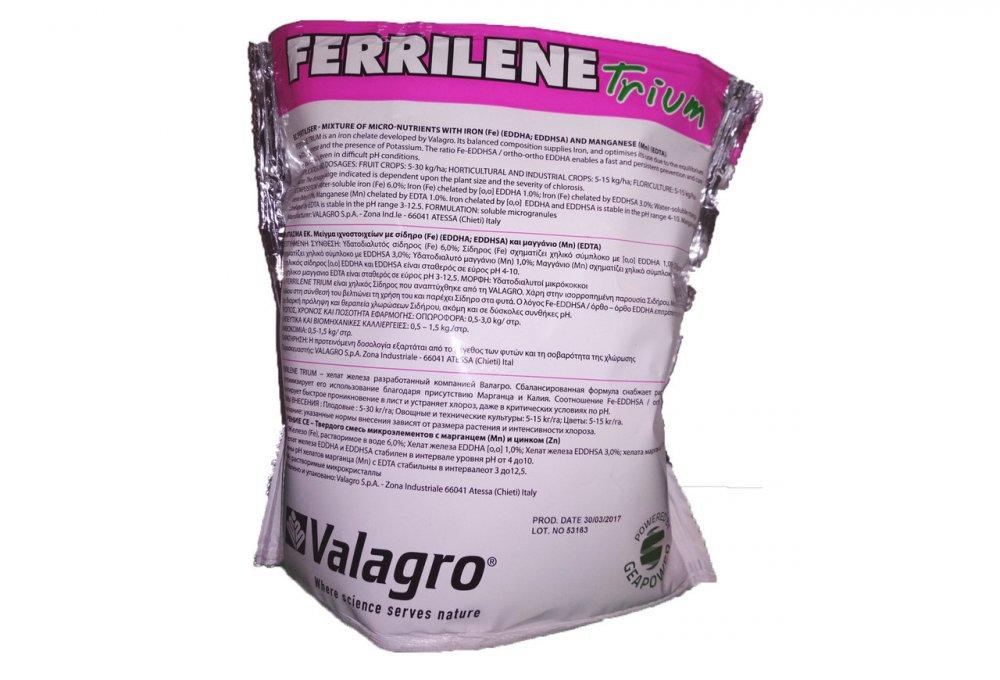 Купить Феррилен Триум / Ferrilene Trium Valagro 1 кг