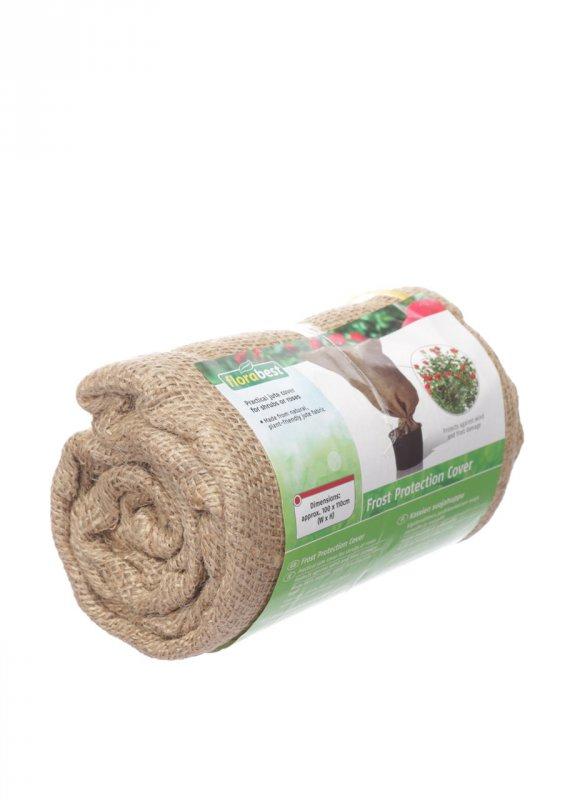 Купить L-00541, Чехол для защиты растений от холода и ветра, универсальное, лен
