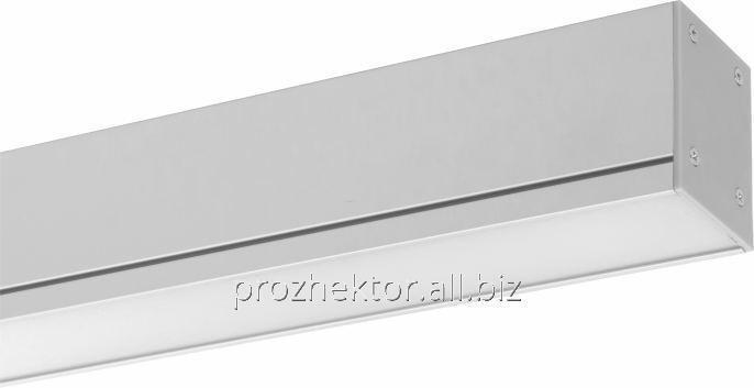 Купить DECO-600: 18W 1900Lm линейный LED-светильник (48х59х600мм) 5500К