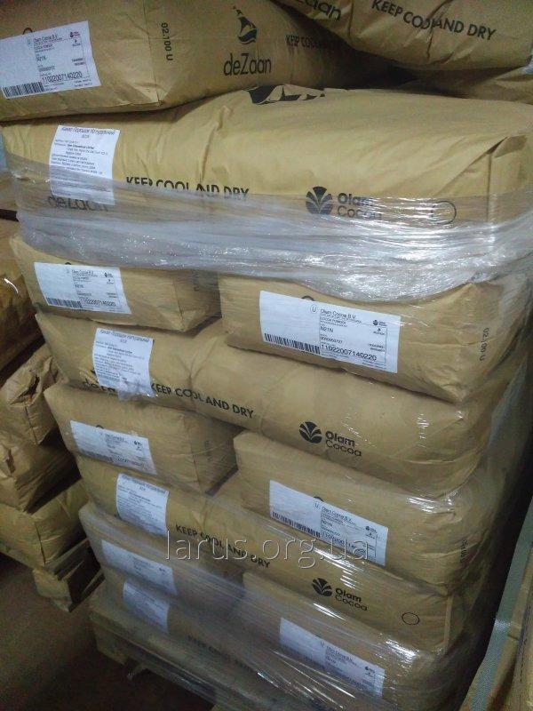Натуральный какао-порошок N21N, жирность 20-22% , Olam
