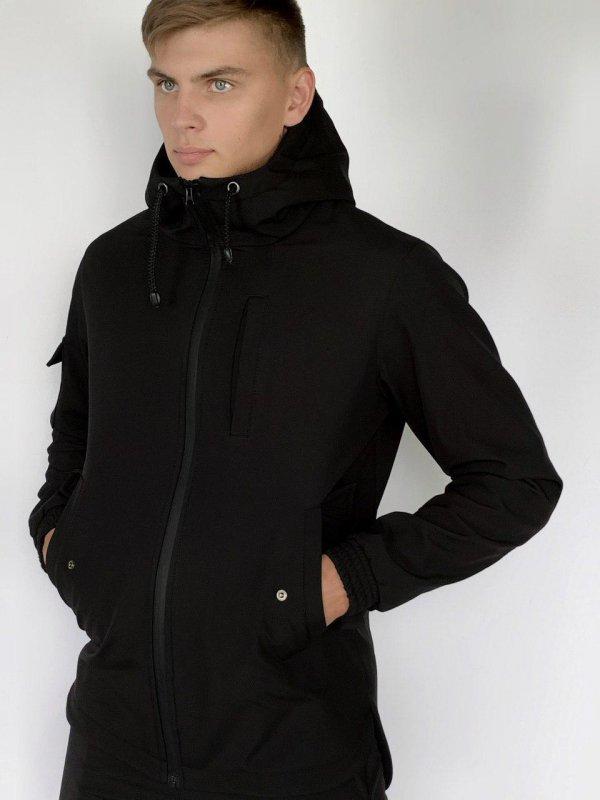 """Купить Куртка Softshell """"Intruder"""" XL Черная (1590399975/3)"""