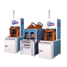 Buy Semiautomatic devices for a vyduv of PET of a container (Taiwan)