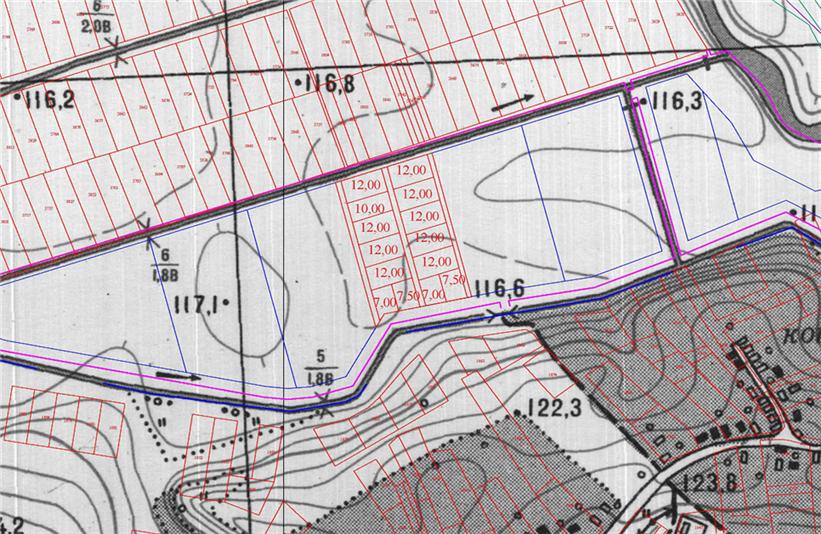 Белогородка, участки 12, 6, 7 и 7,5 соток. Киево-Святошинский район участки для жилищного строительства