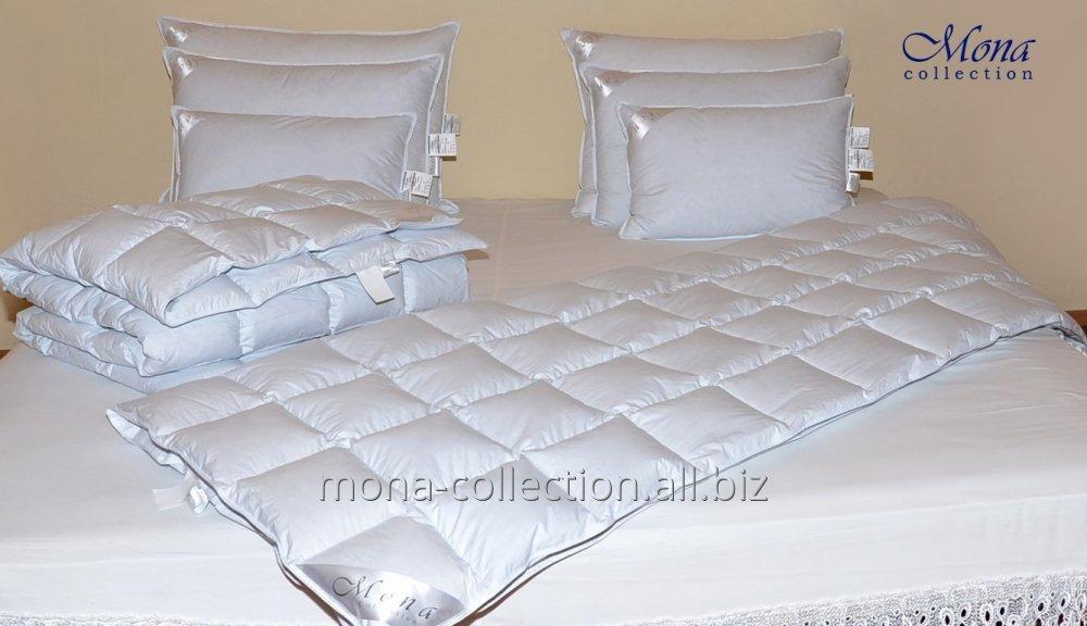 Пуховый спальный комплект(Семейный)