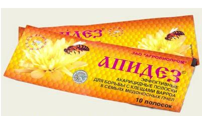 Апидез | Препарати для бджіл