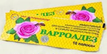 Вароадез | Лекарства для пчел