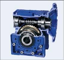 Мотор-редукторы червячные импортного производства типа NMRV и др.