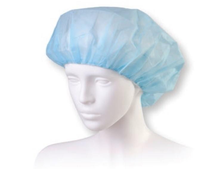 Купить Медицинская шапочка одноразовая