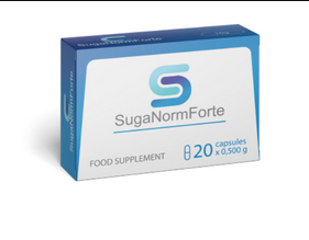 SugaNorm Forte (ШугаНорм Форте) - капсулы от диабета