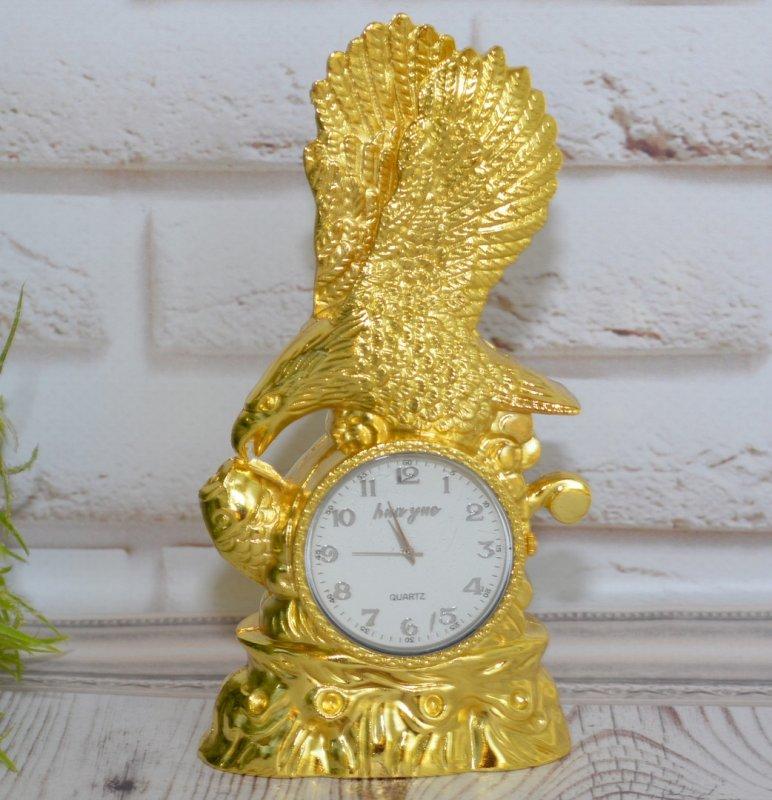 Купить Часы настольные с зажигалкой Орёл бизнес подарок