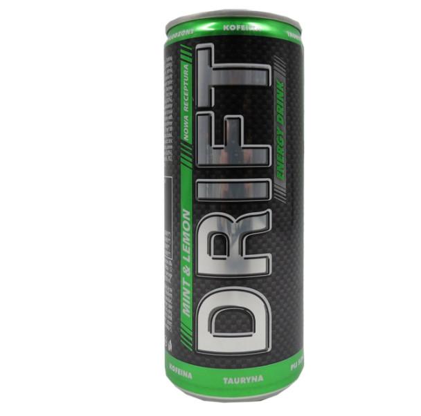 Купить Энергетик Drift Mint&Lemon 250 мл