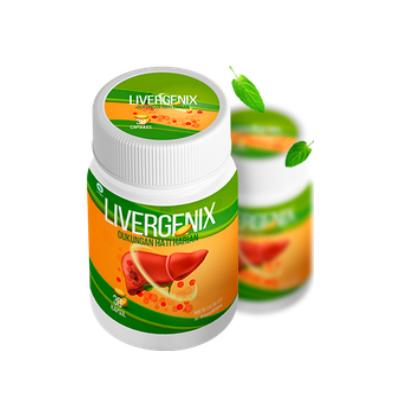 Vásárolni Livergenix (Livergeniks) - kapszulák a máj egészségére