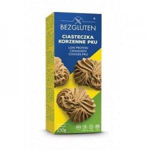 Купить Печенье Bezgluten пряное PKU 150г