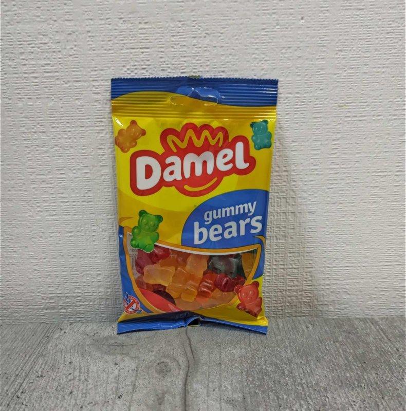 Купить Конфеты жевательные Damel мишки DIA 100г