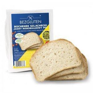 Купить Хлеб Bezgluten белый дворянский PKU 200г